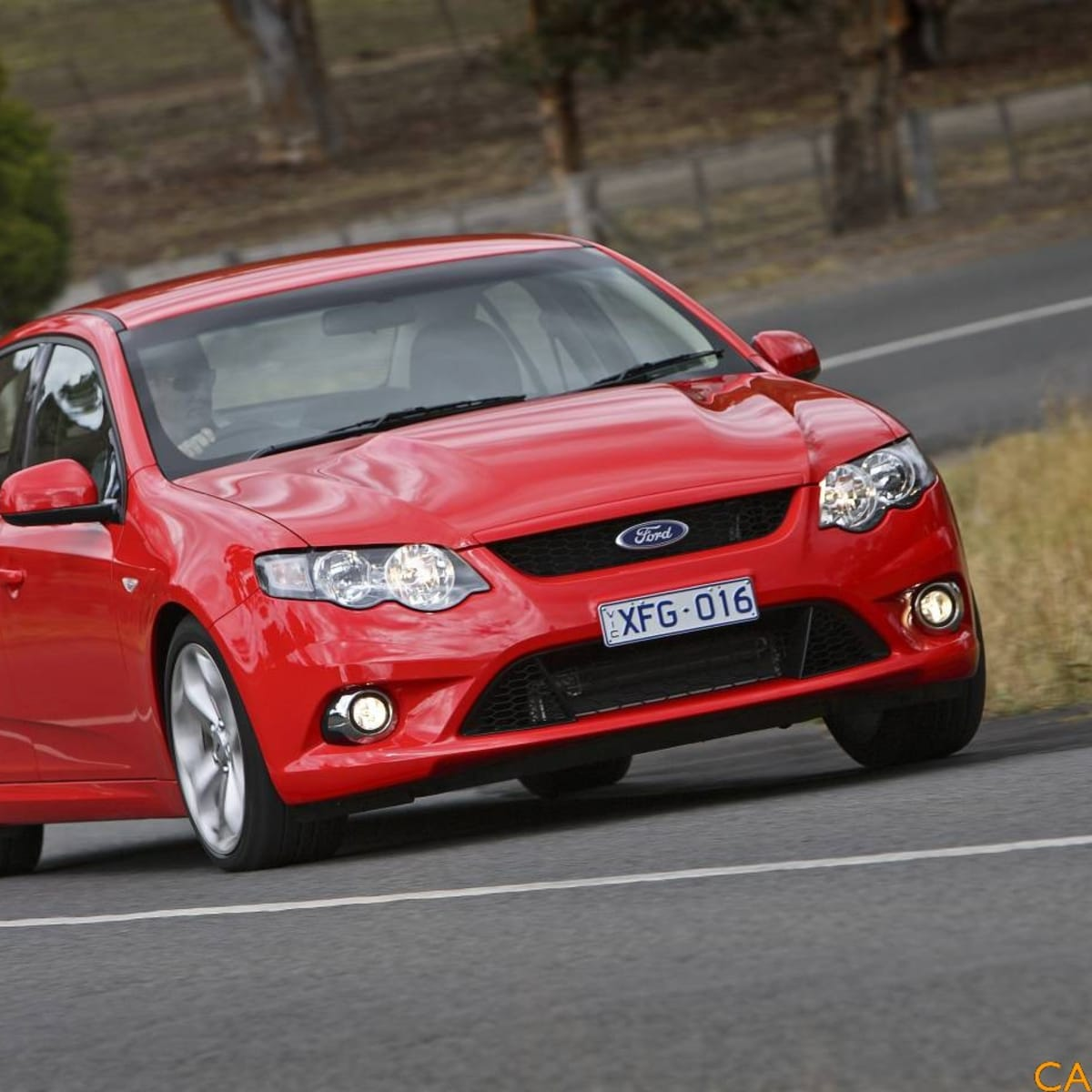 2008 Ford FG Falcon XR8 specifications | CarAdvice