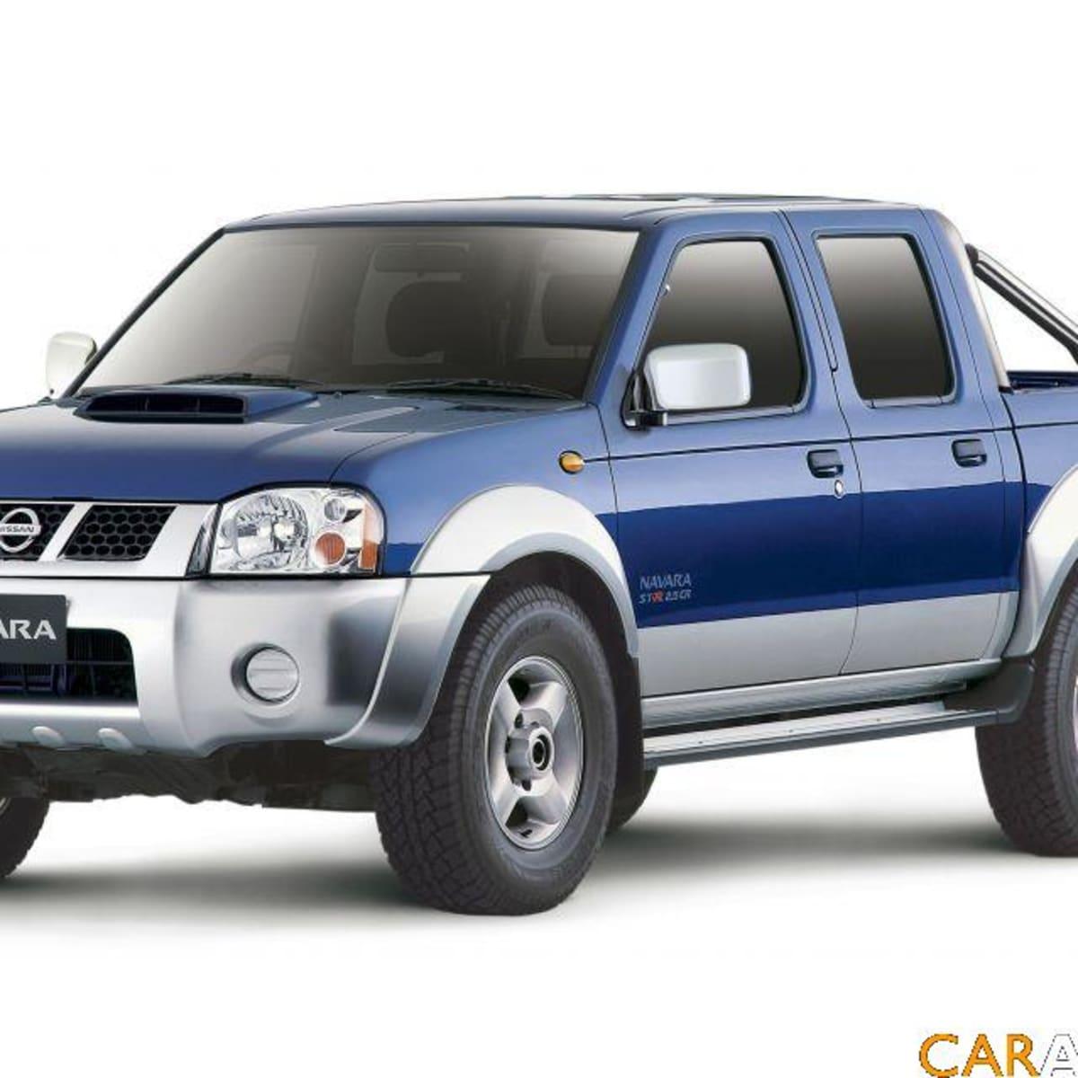2008 Nissan Navara D22 Range Caradvice