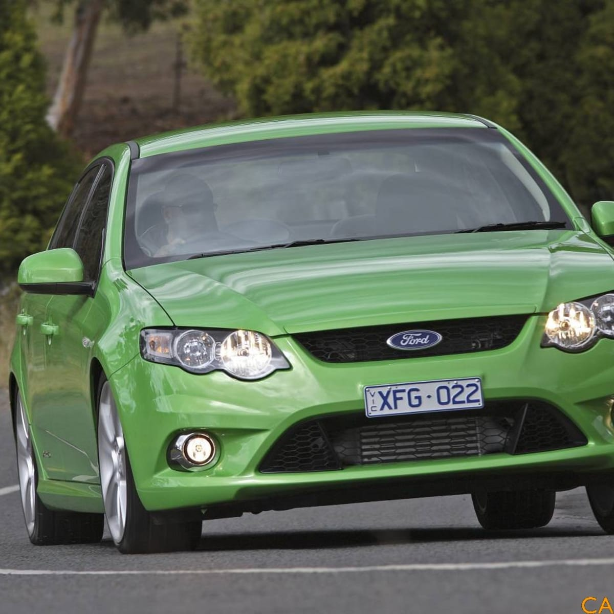 2008 Ford Fg Falcon Xr6 Turbo Specifications Caradvice