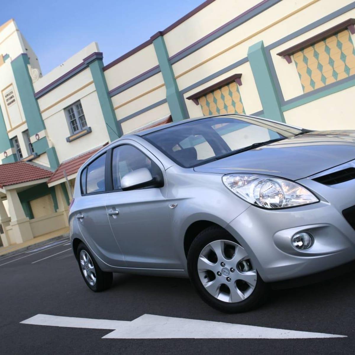 Hyundai i20 Elite Review   CarAdvice