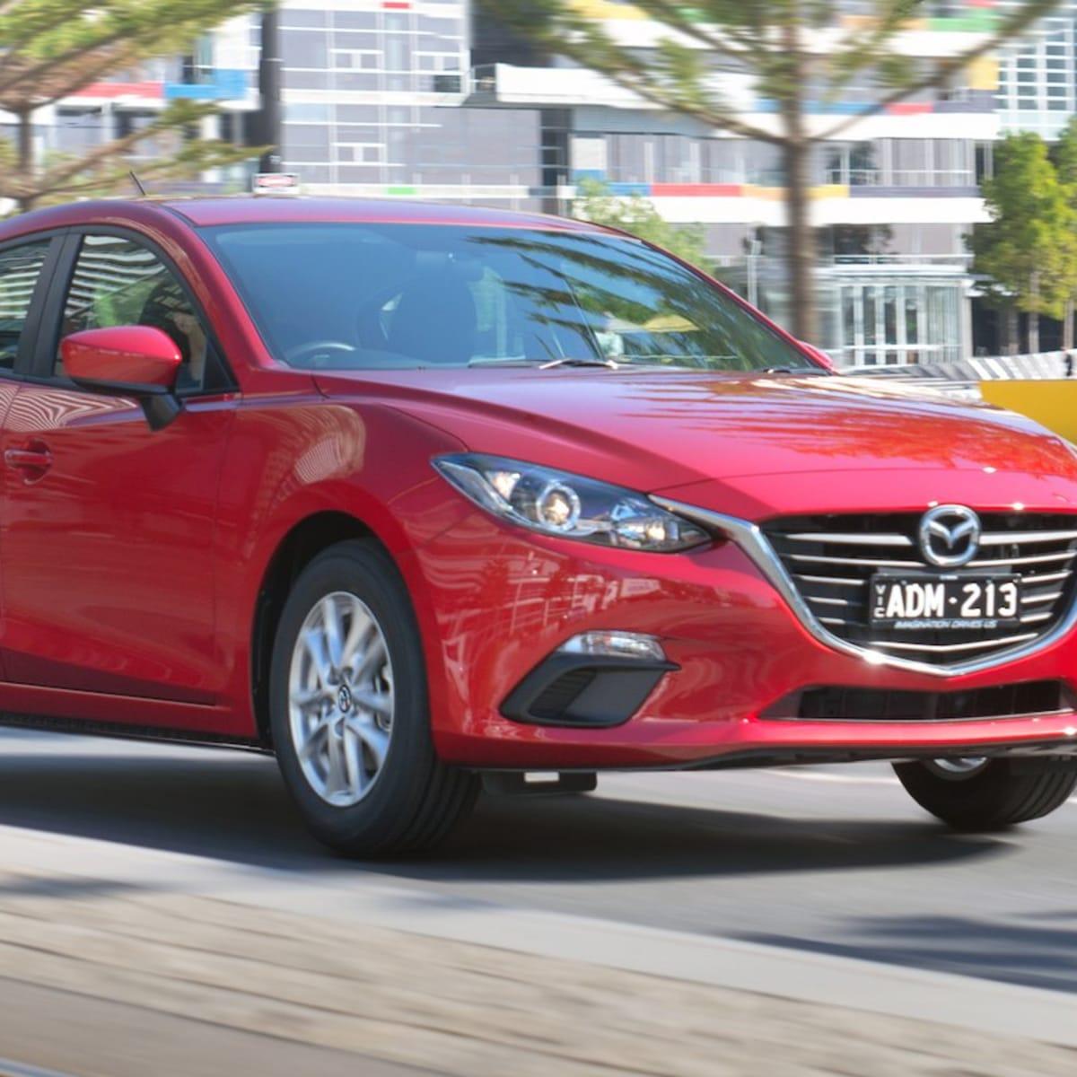 Mazda 3 Length 2015 - MAZDA 3 review