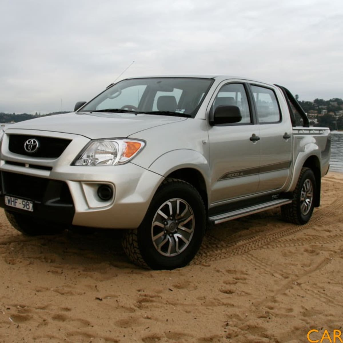 2008 Trd Hilux 4000sl Review Caradvice