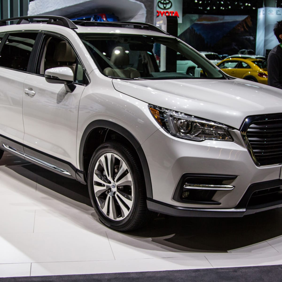 Subaru Australia Wants Seven Seat Ascent But It Isn T Happening