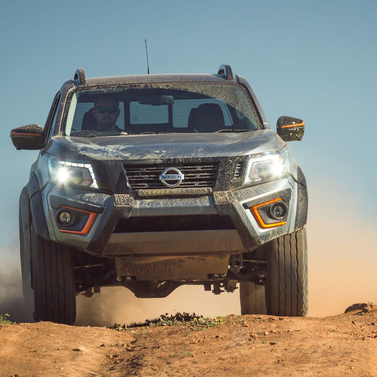 2020 Nissan Navara N Trek Warrior Aussie Tuned Hero