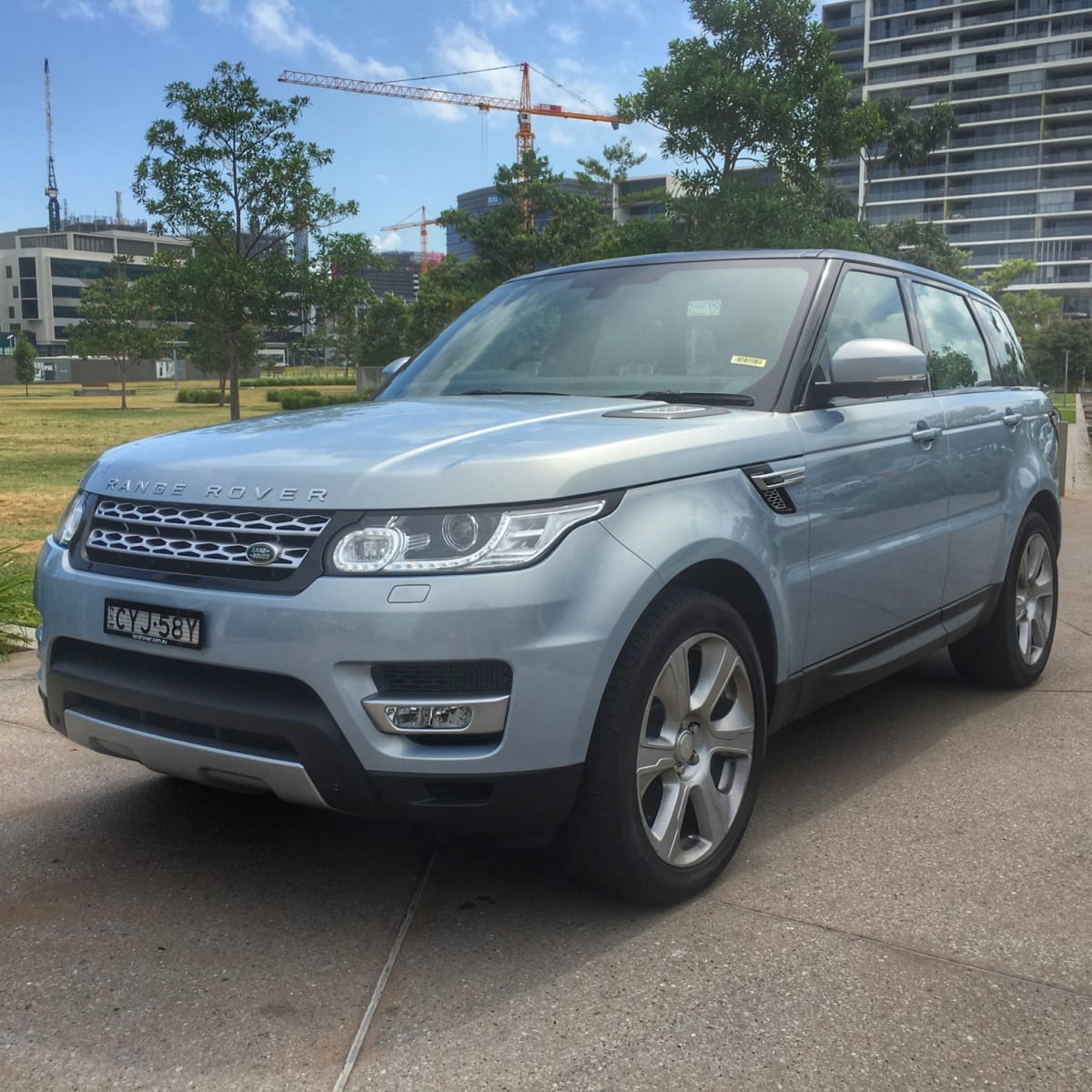 2016 Range Rover Sport Hybrid Review   CarAdvice