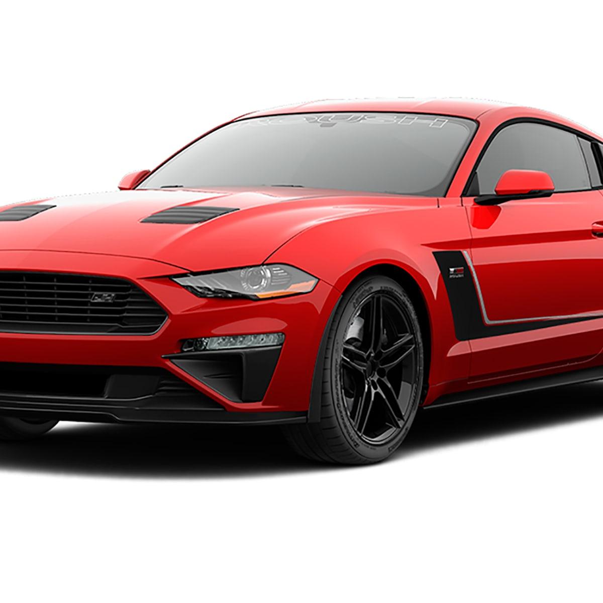 2018 Roush Jackhammer Mustang revealed - UPDATE | CarAdvice