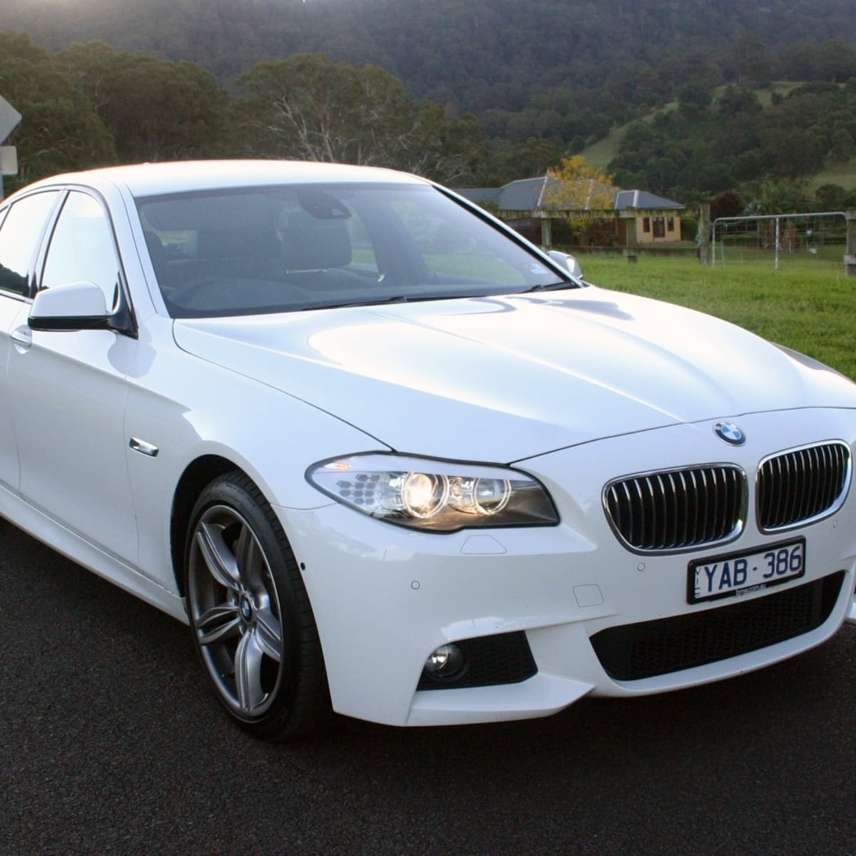 BMW 535d M Sport Review | CarAdvice