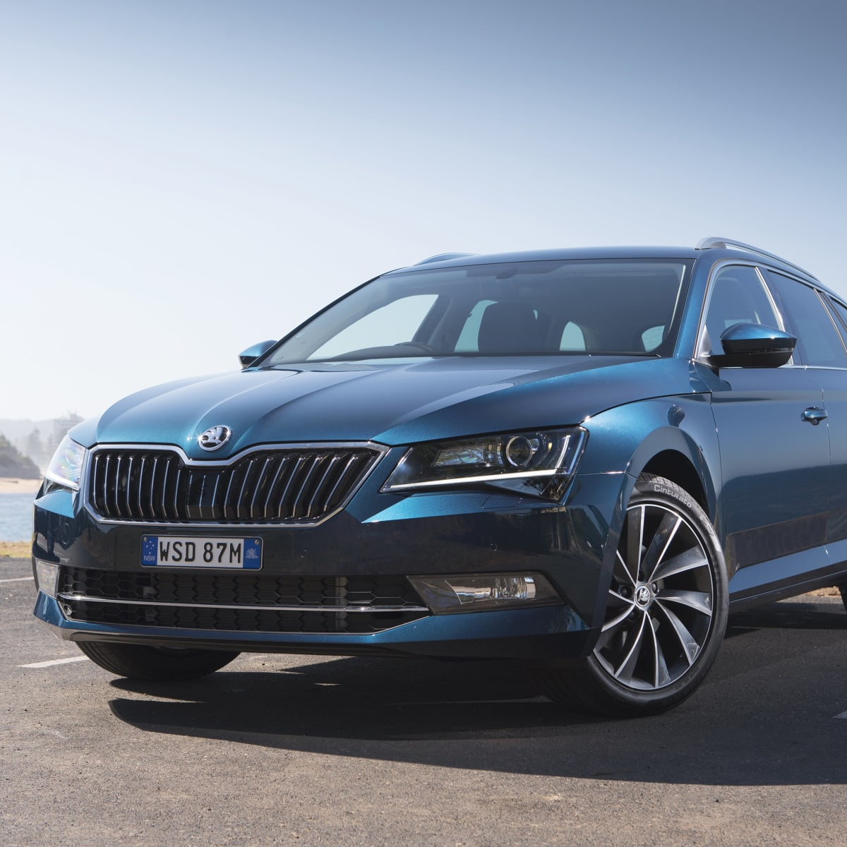 2016 Skoda Superb Pricing And Specifications Caradvice