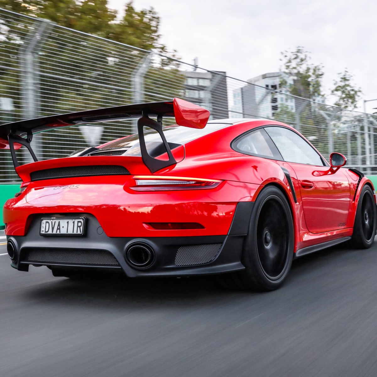 Porsche to resume 911 GT2 RS production after cargo ship