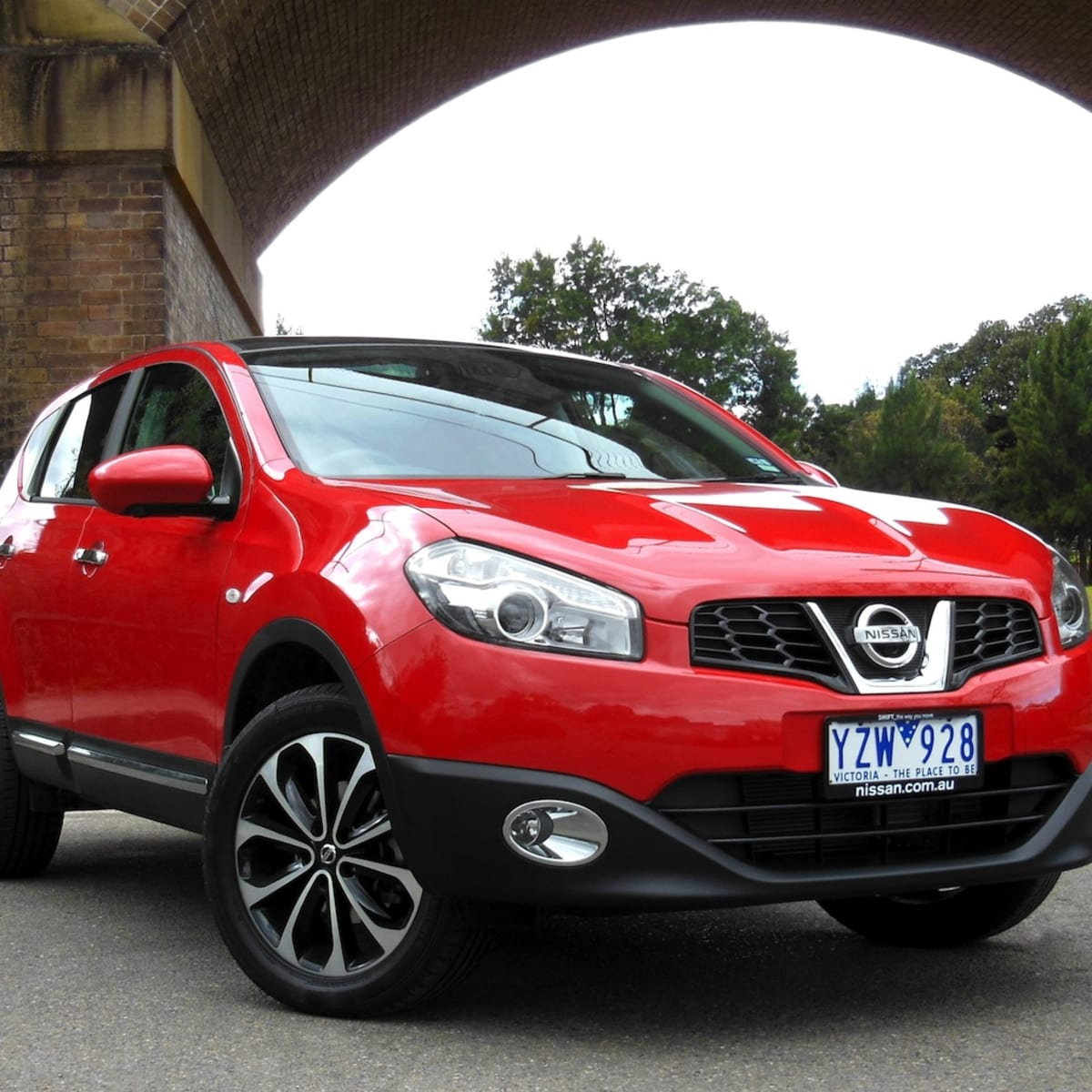 Nissan Dualis Review | CarAdvice
