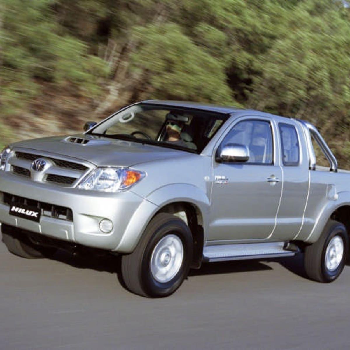 Kelebihan Toyota Hilux 2006 Harga
