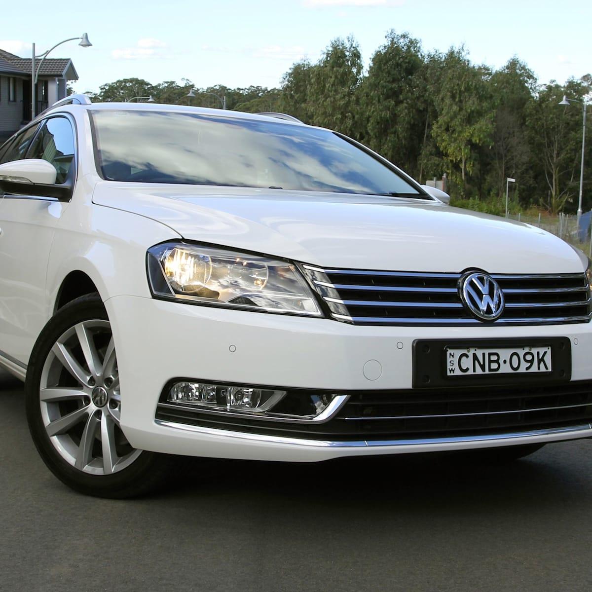 Volkswagen Passat Review: 130TDI | CarAdvice