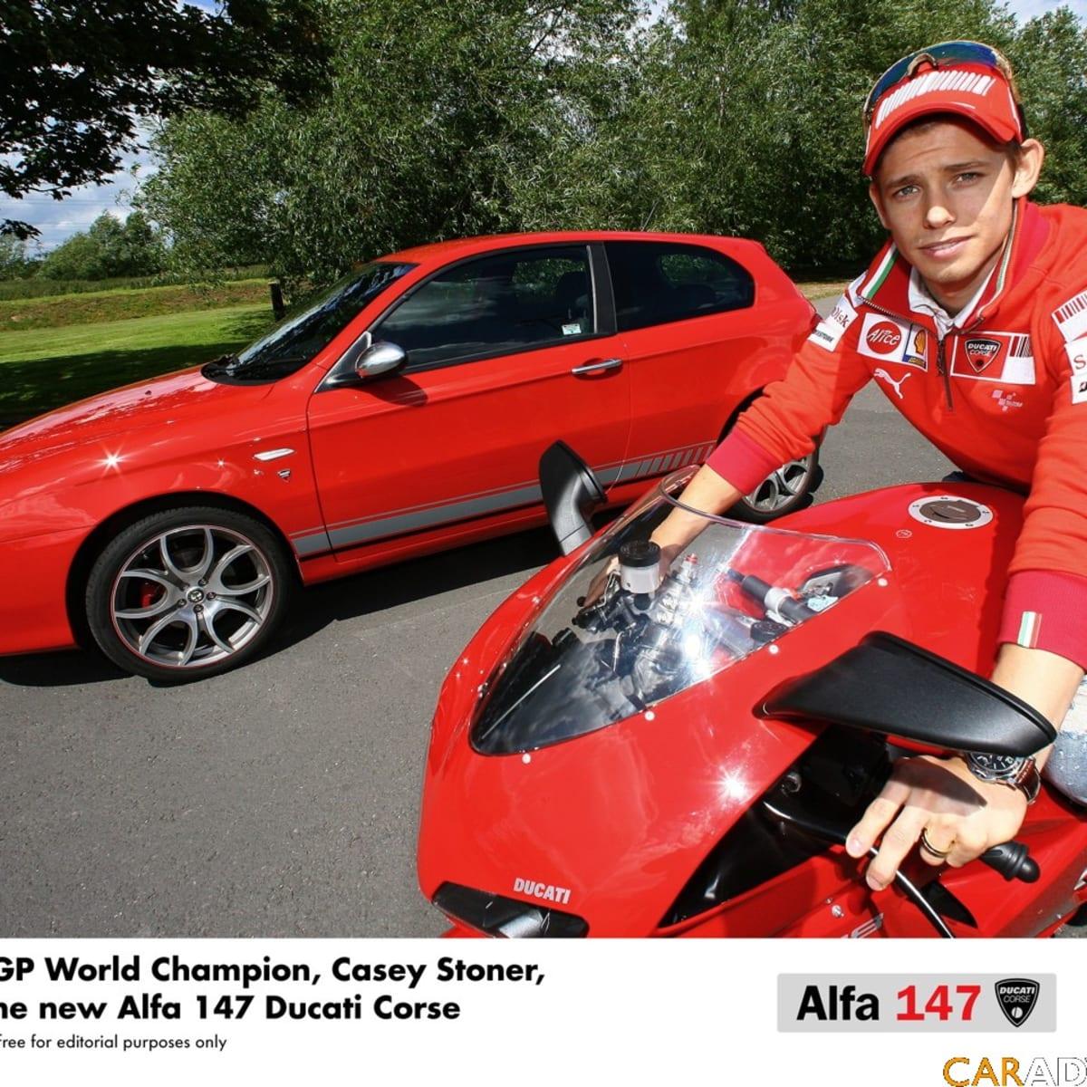 Alfa Romeo 147 Ducati Corse Caradvice