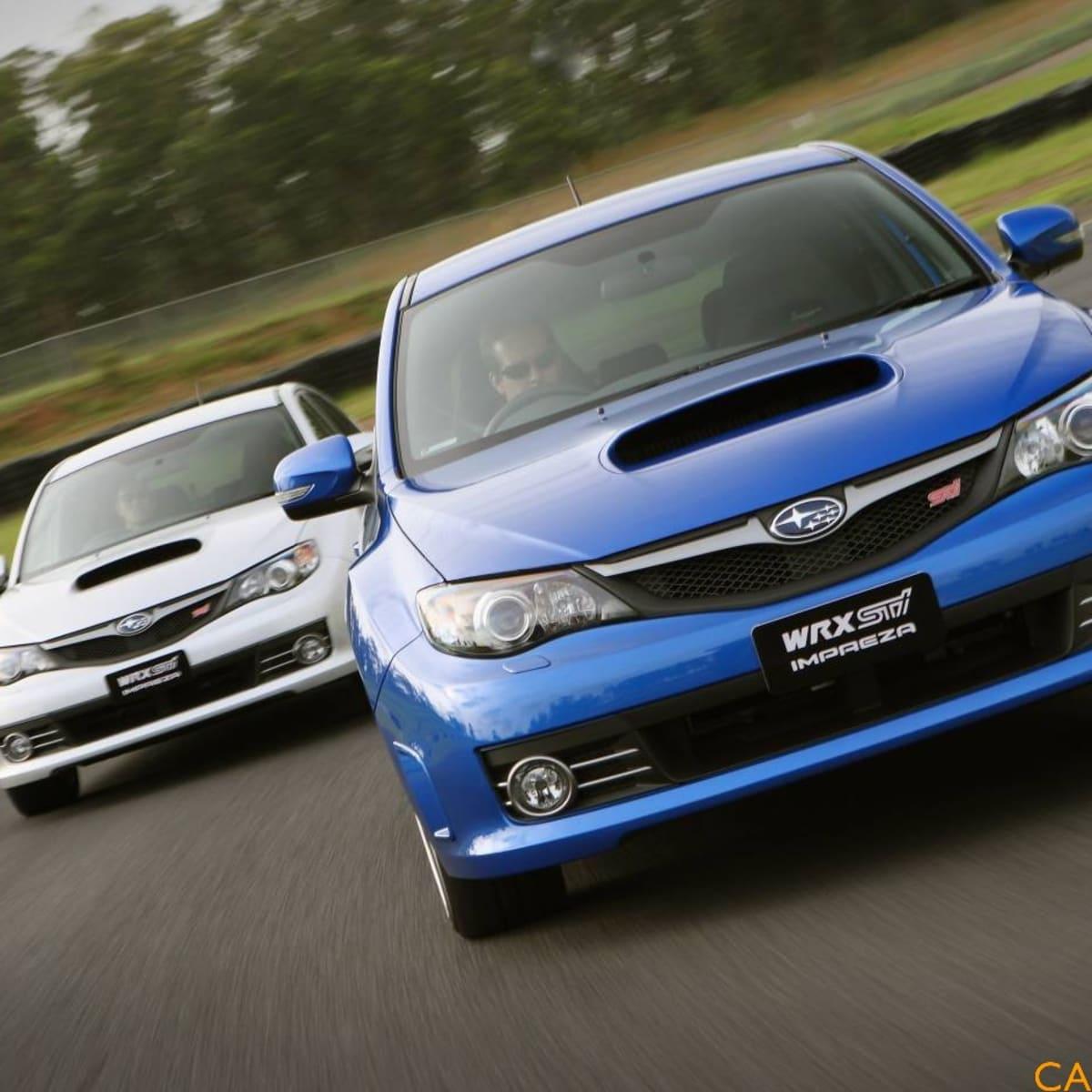 2008 Subaru Impreza WRX STi | CarAdvice