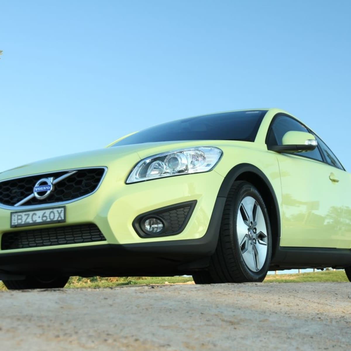 Volvo C30 Drive Review Caradvice