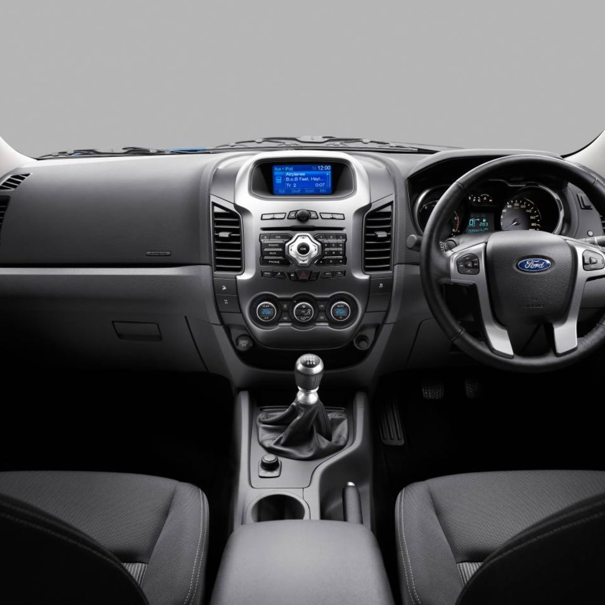 2011 Ford Ranger Interior Technology Detailed Caradvice