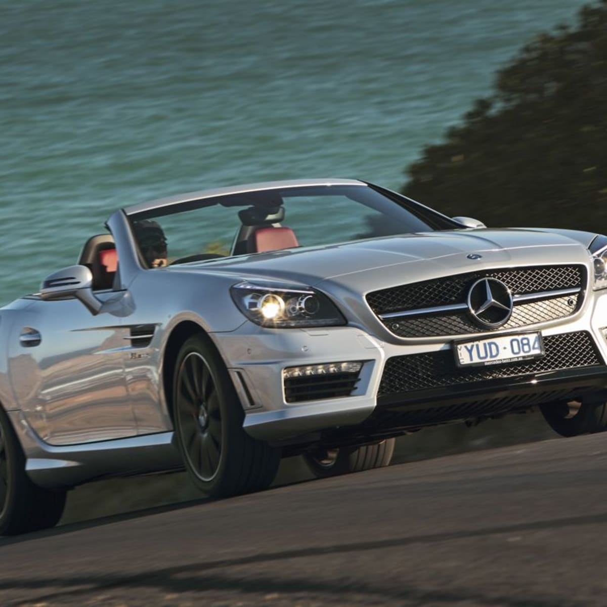 Mercedes-Benz SLK55 AMG: Review | CarAdvice