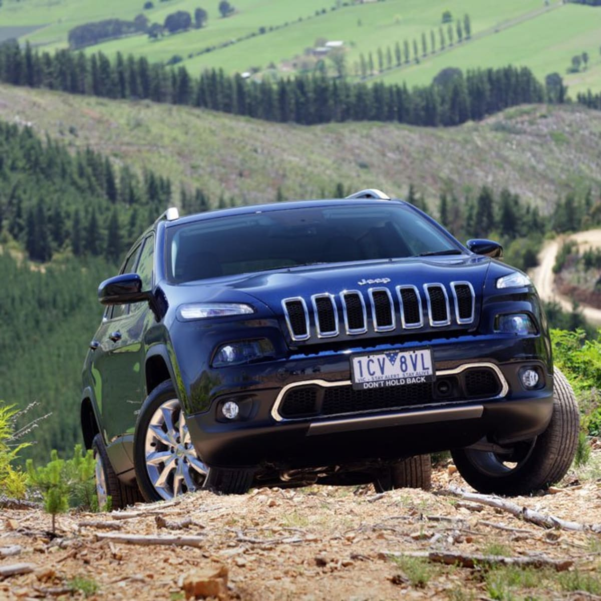2015 Jeep Cherokee Limited Diesel Review Caradvice
