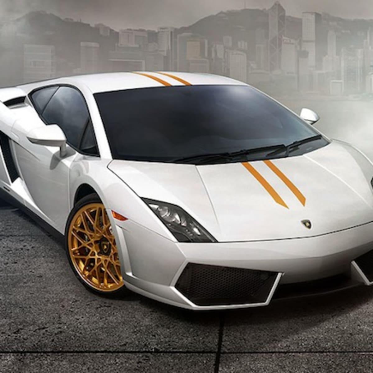 Lamborghini Gallardo Lp550 2 20th Anniversary Hong Kong Edition