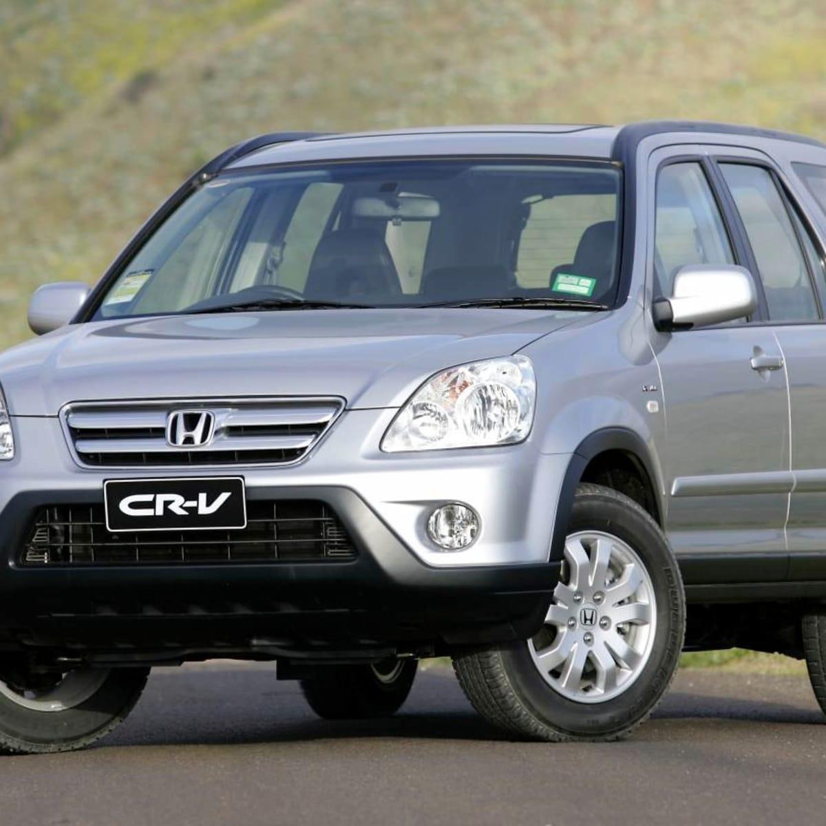 Kekurangan Honda Cr V 2005 Review