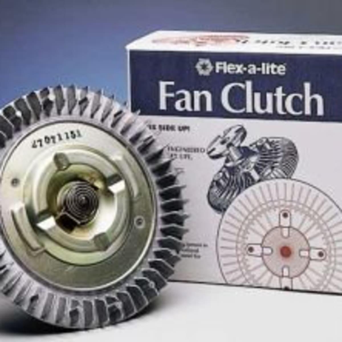 Car Fan Clutch | CarAdvice