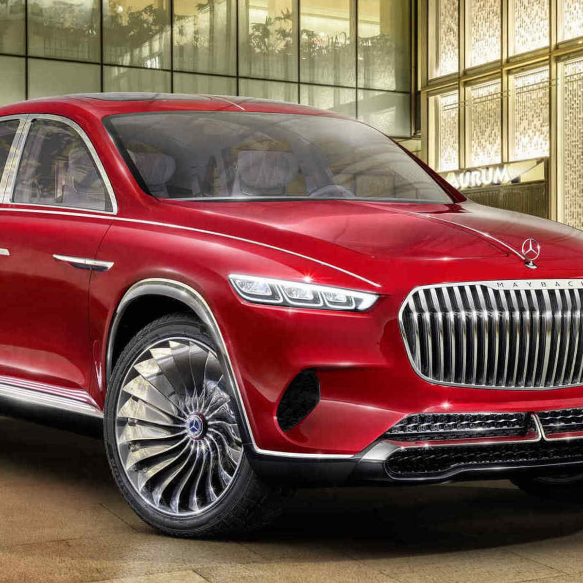 Mercedes Maybach Gls To Be Built In Alabama Caradvice