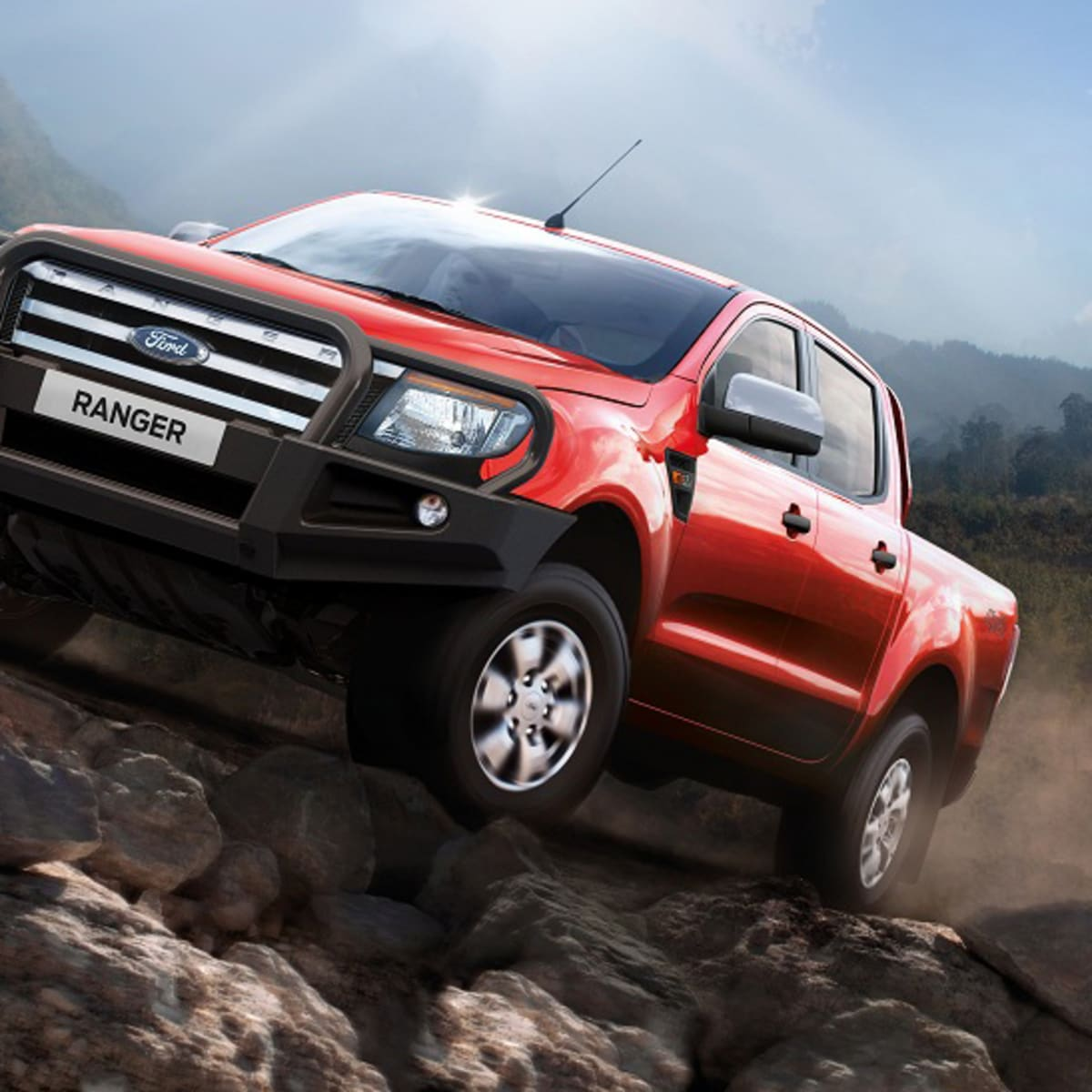 Ford Ranger, Territory recalled for sensor fix: Rear wheels could