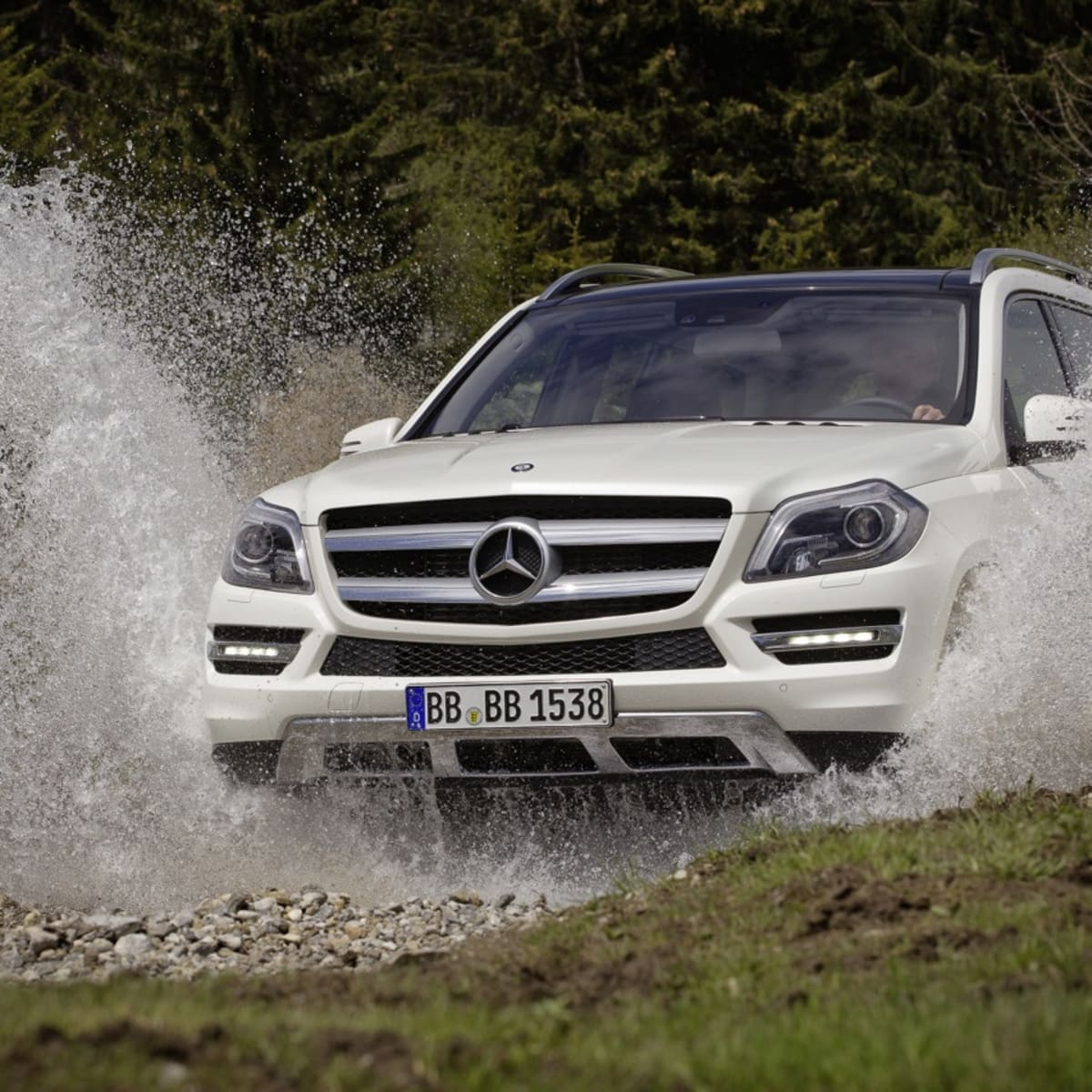 2013 Mercedes-Benz GL350 Review | CarAdvice