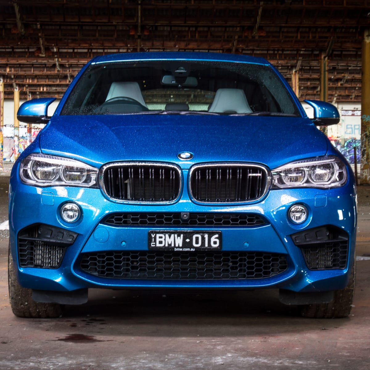 2015 BMW X6M Review | CarAdvice