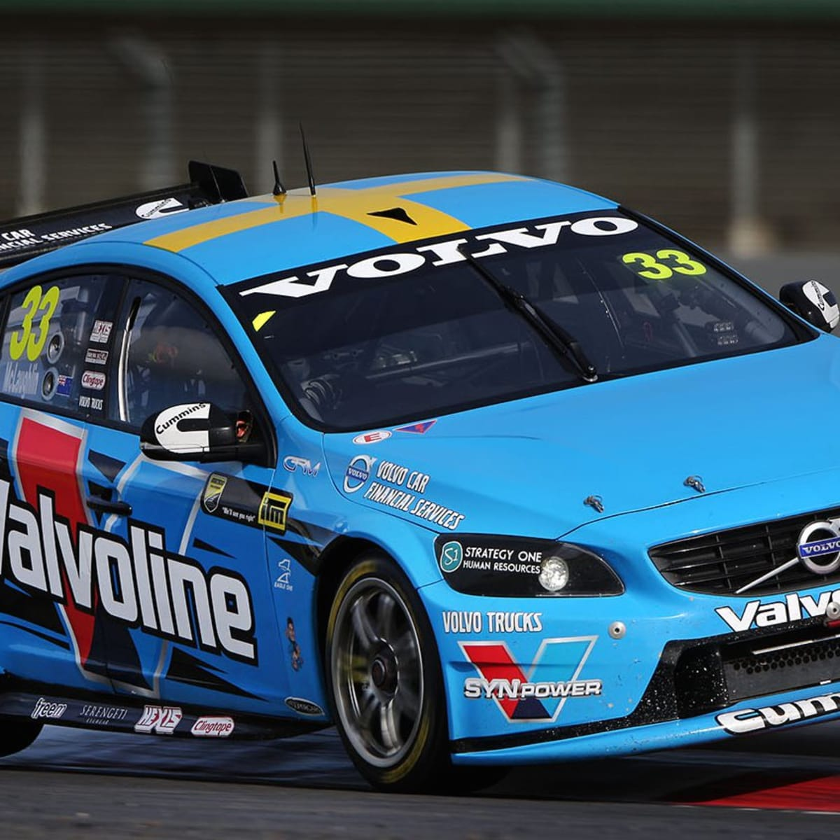 Volvo S60 Sales Boosted By V8 Supercars Entry Says Company Caradvice