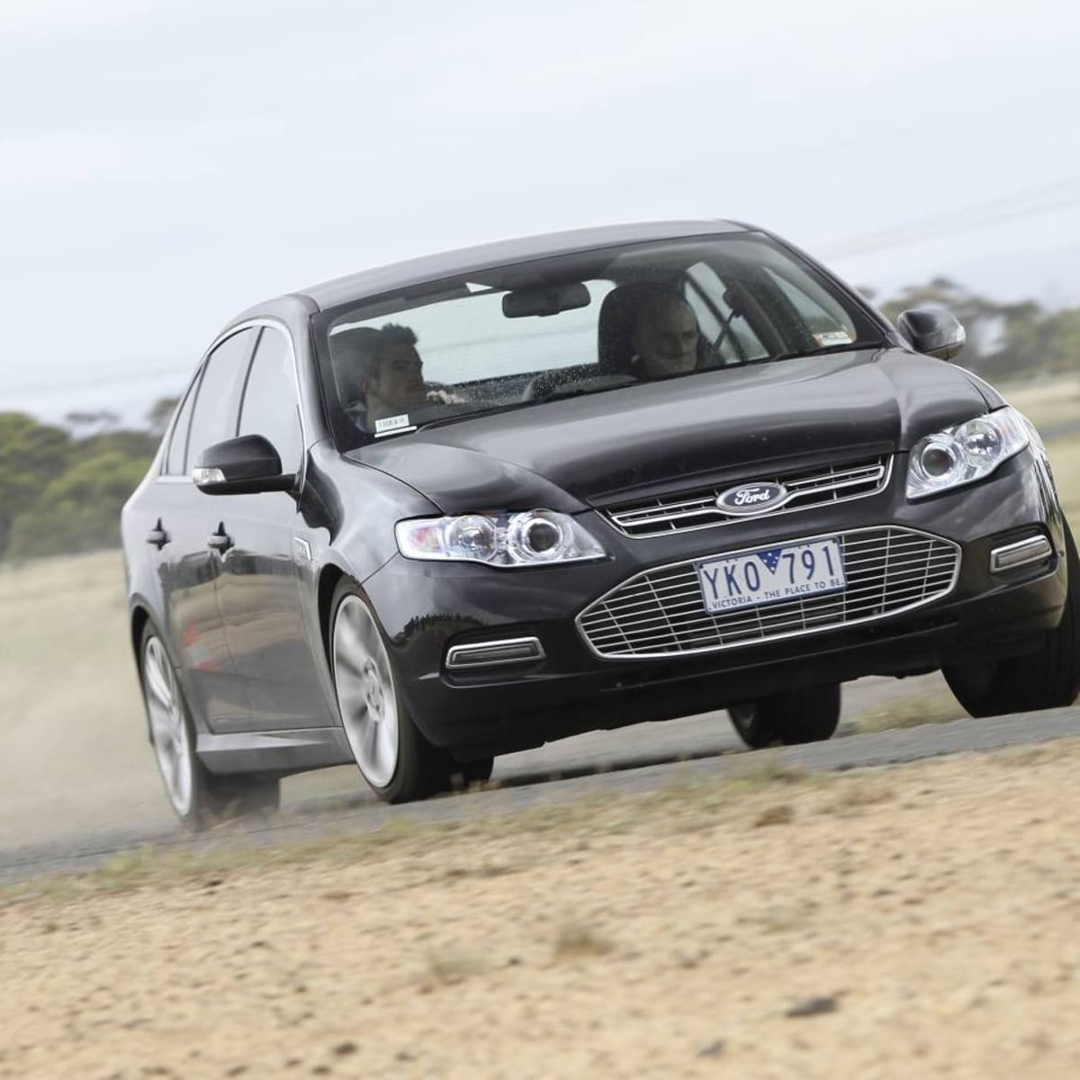 2012 Ford Falcon EcoBoost Review | CarAdvice