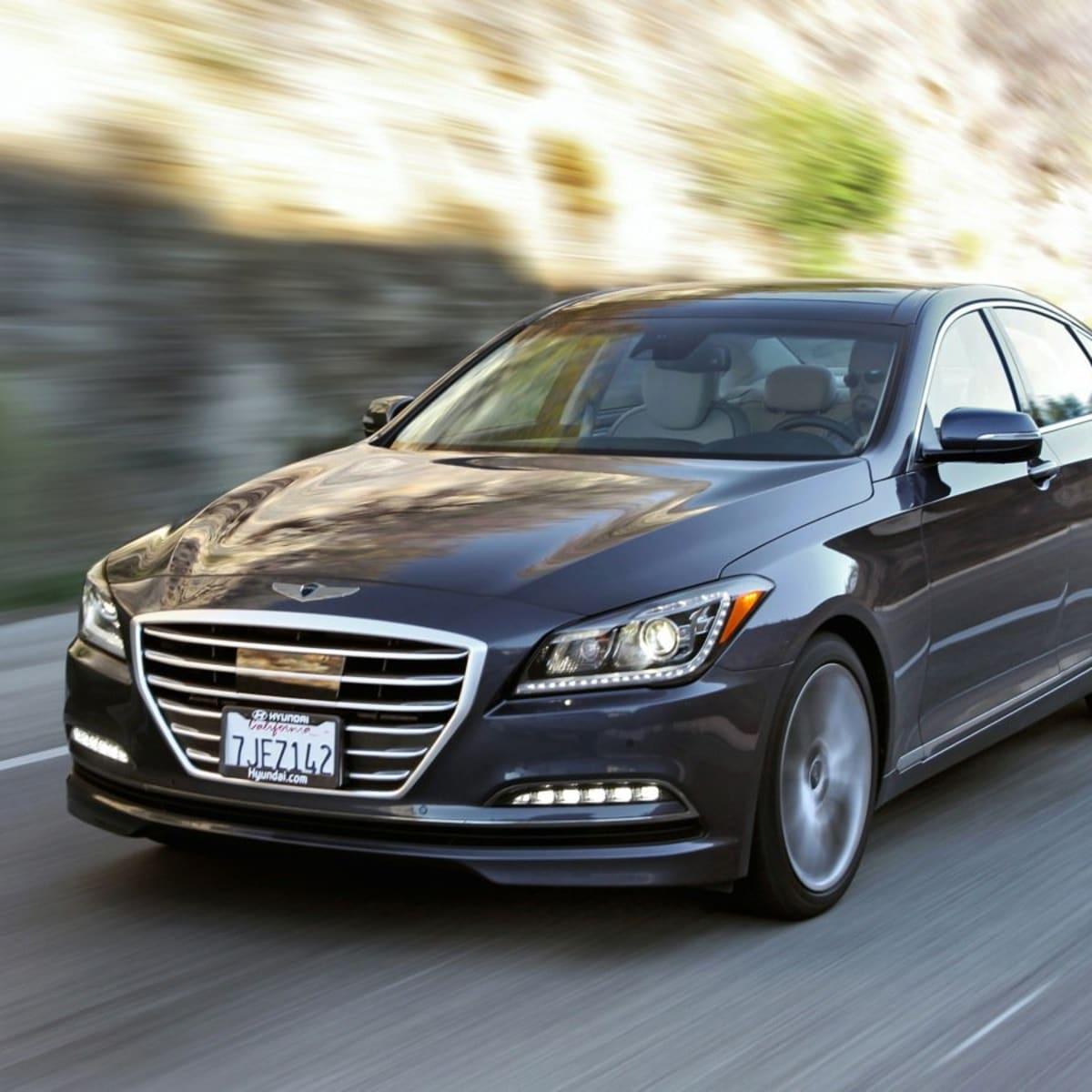 2016 Hyundai Genesis V8 Review | CarAdvice