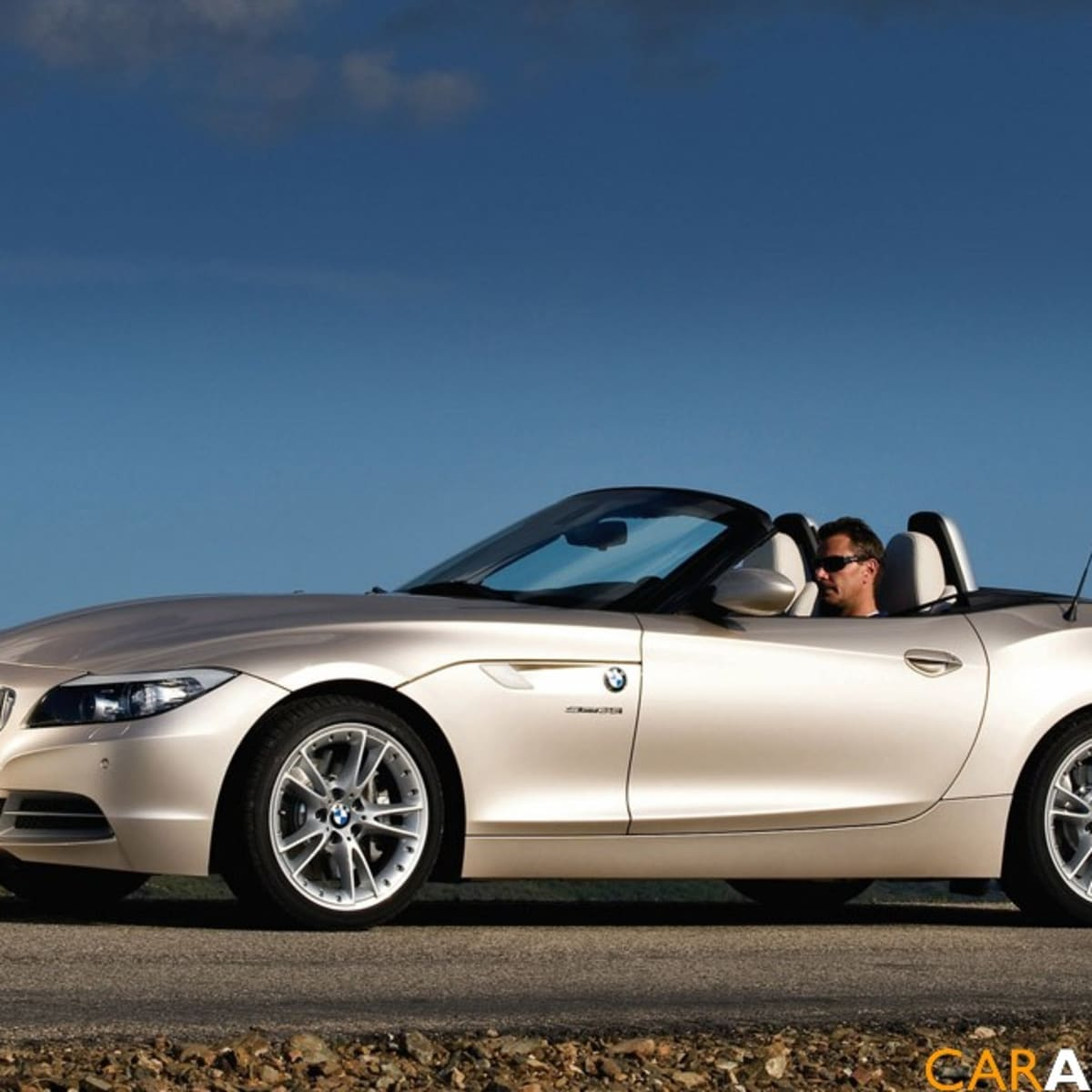 2009 Bmw Z4 Roadster Official Debut Caradvice