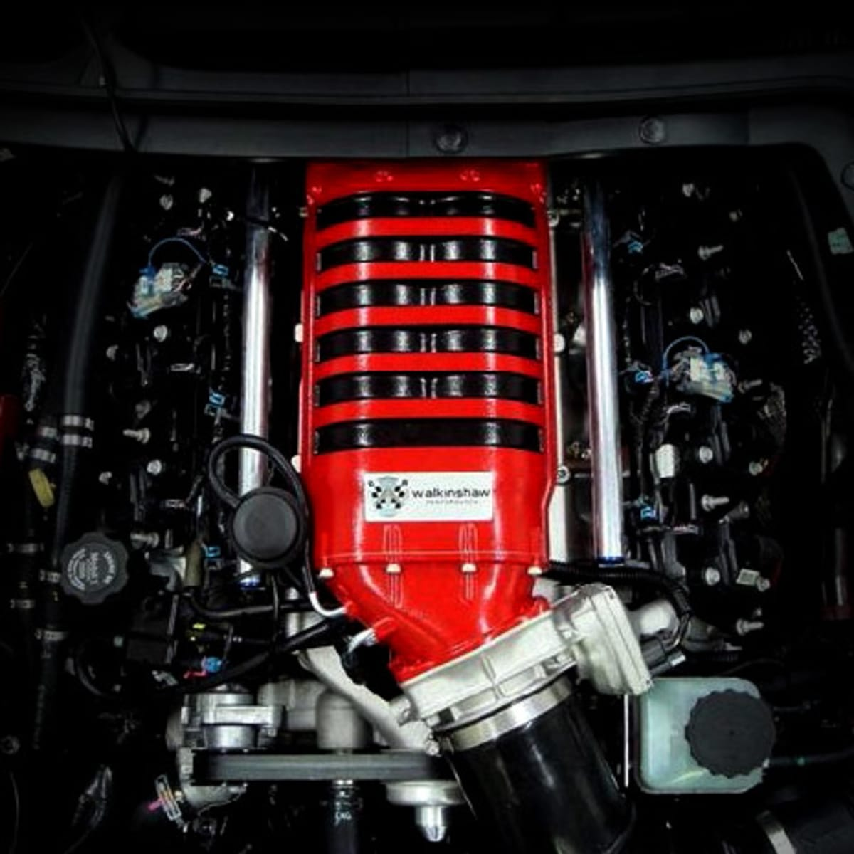 Walkinshaw releases new WP190 Supercharger | CarAdvice