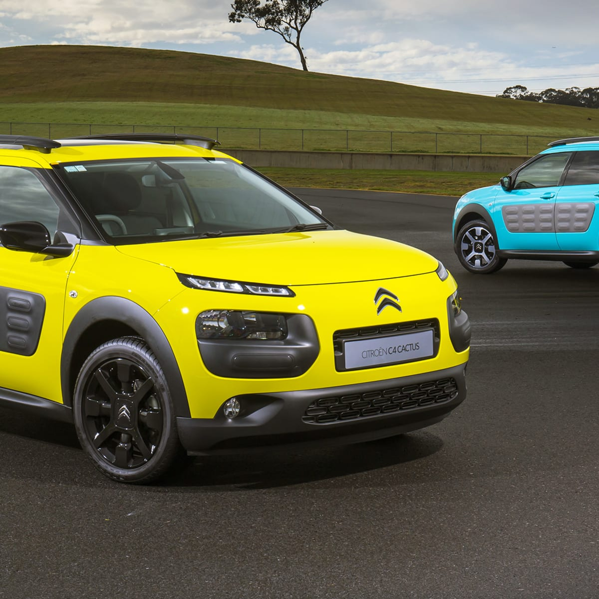 Citroen C4 Cactus pricing and specifications: Funky French SUV from