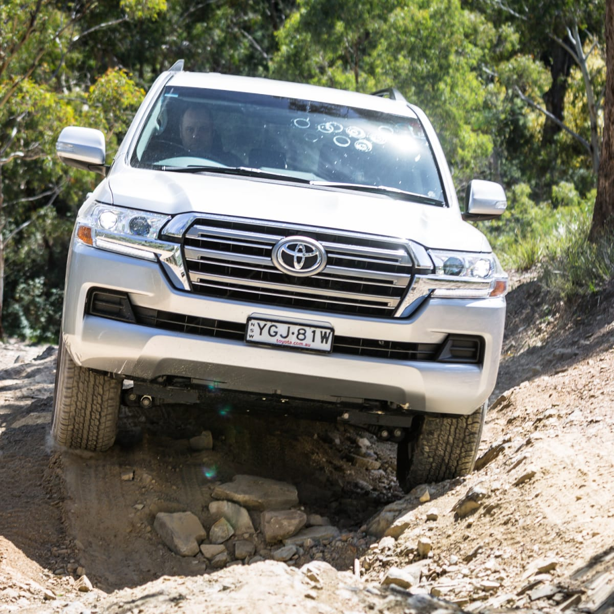 2017 Toyota LandCruiser 200 GXL review | CarAdvice