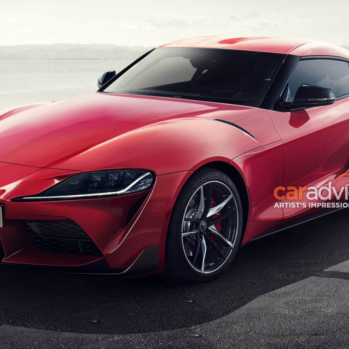 2019 Toyota Supra To Debut At Detroit Motor Show Caradvice