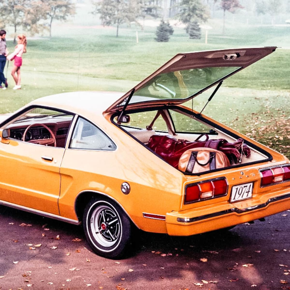 Ford Mustang: the unloved and the unpopular