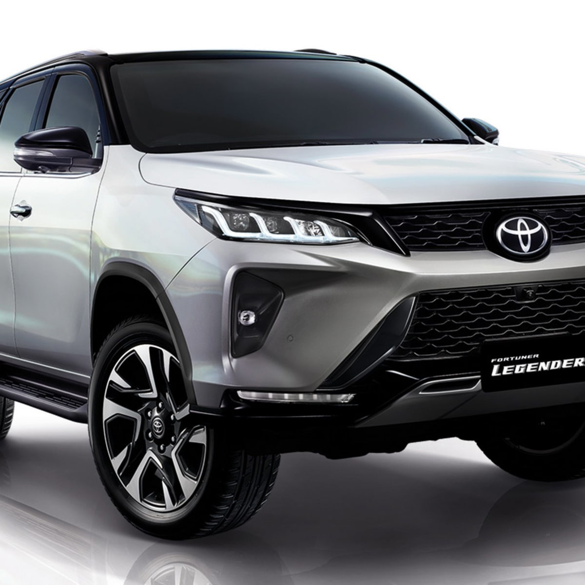 New 4 Toyota Fortuner gets a makeover and more power, due in