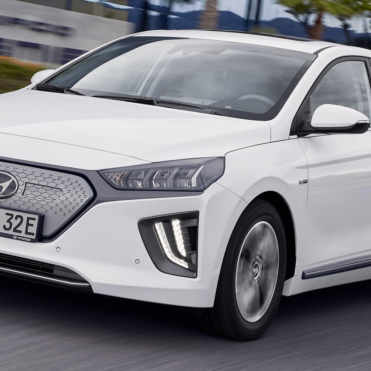 2020 Hyundai Ioniq Electric facelift unveiled | CarAdvice
