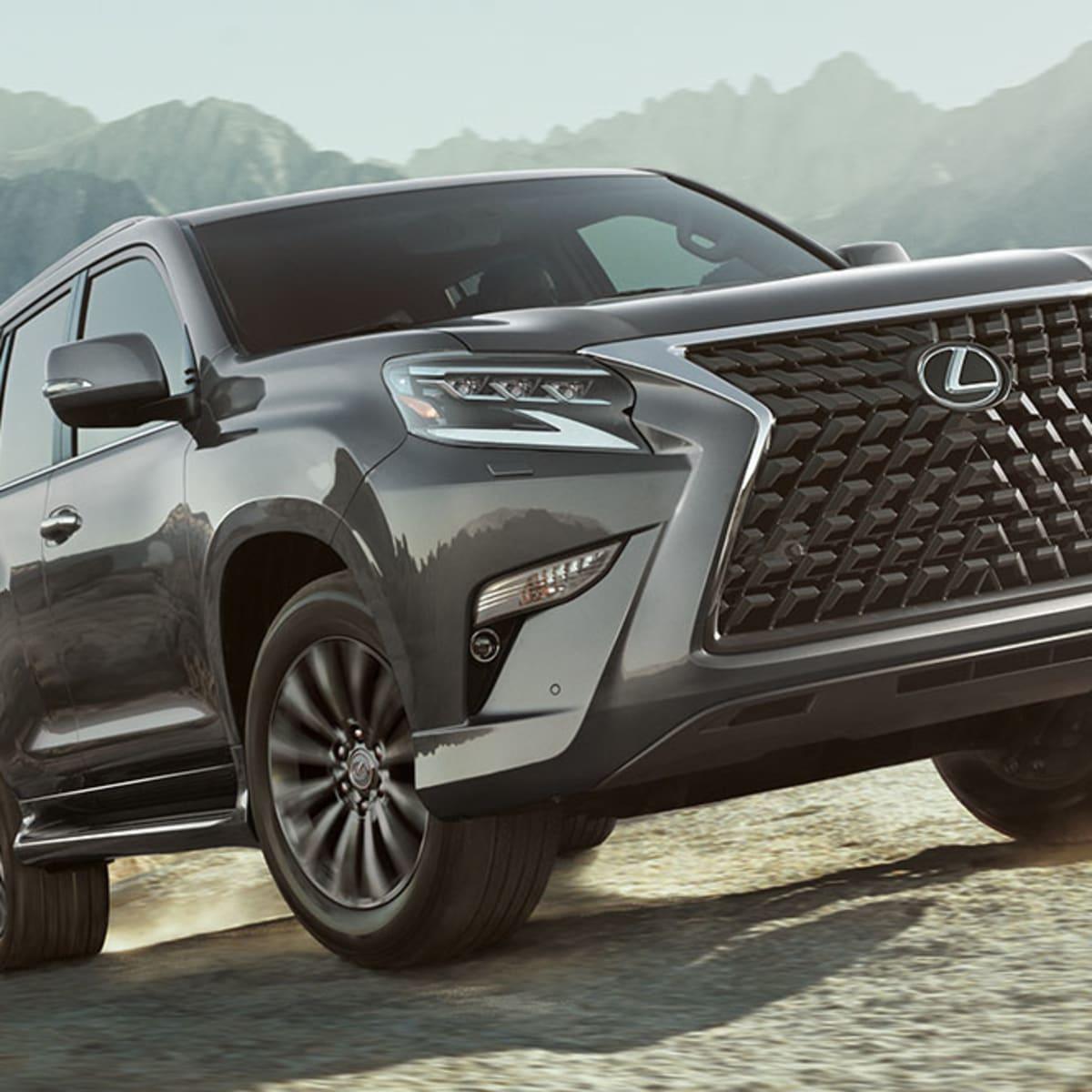 2020 Lexus Gx Facelift Unveiled Caradvice