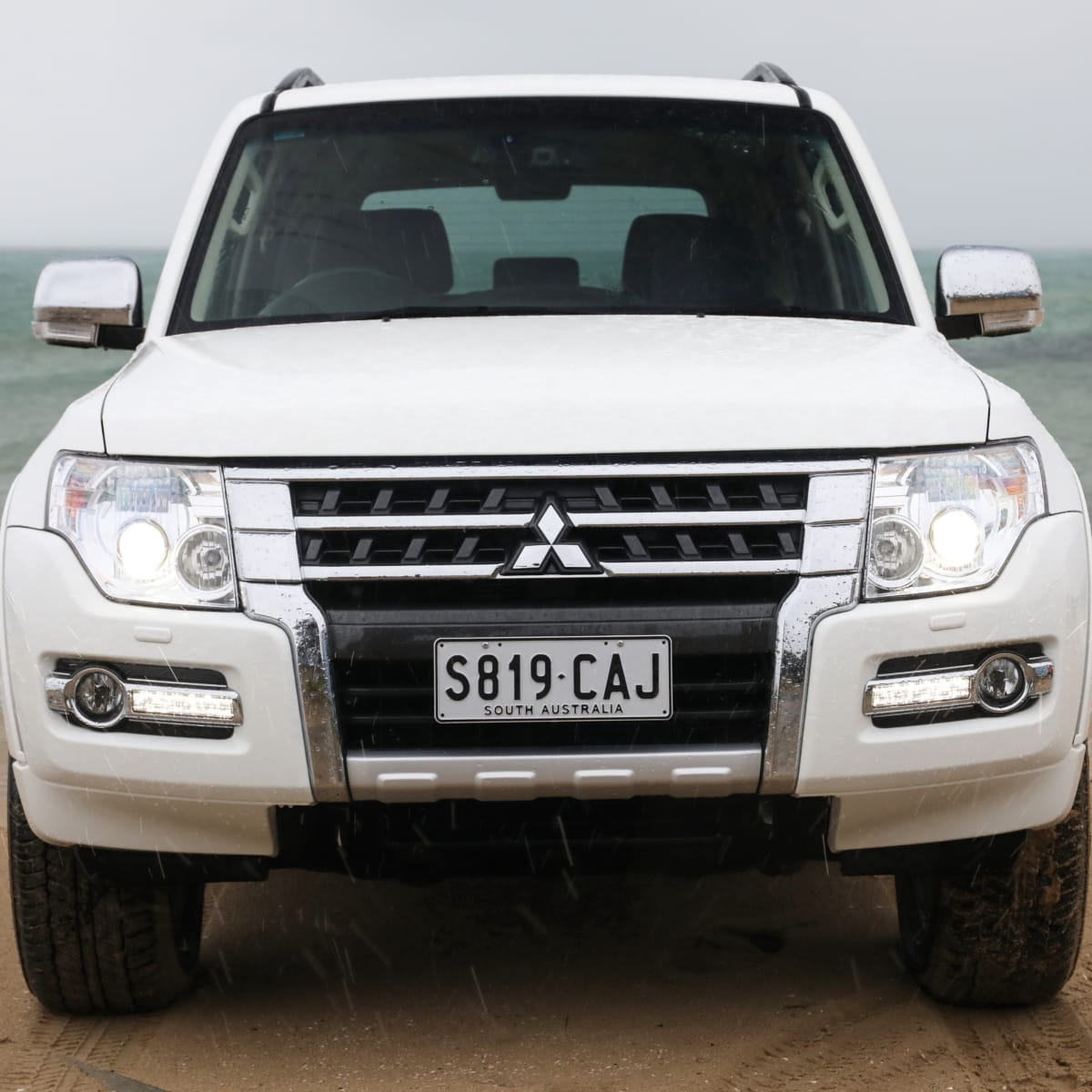 2020 Mitsubishi Pajero GLS review | CarAdvice