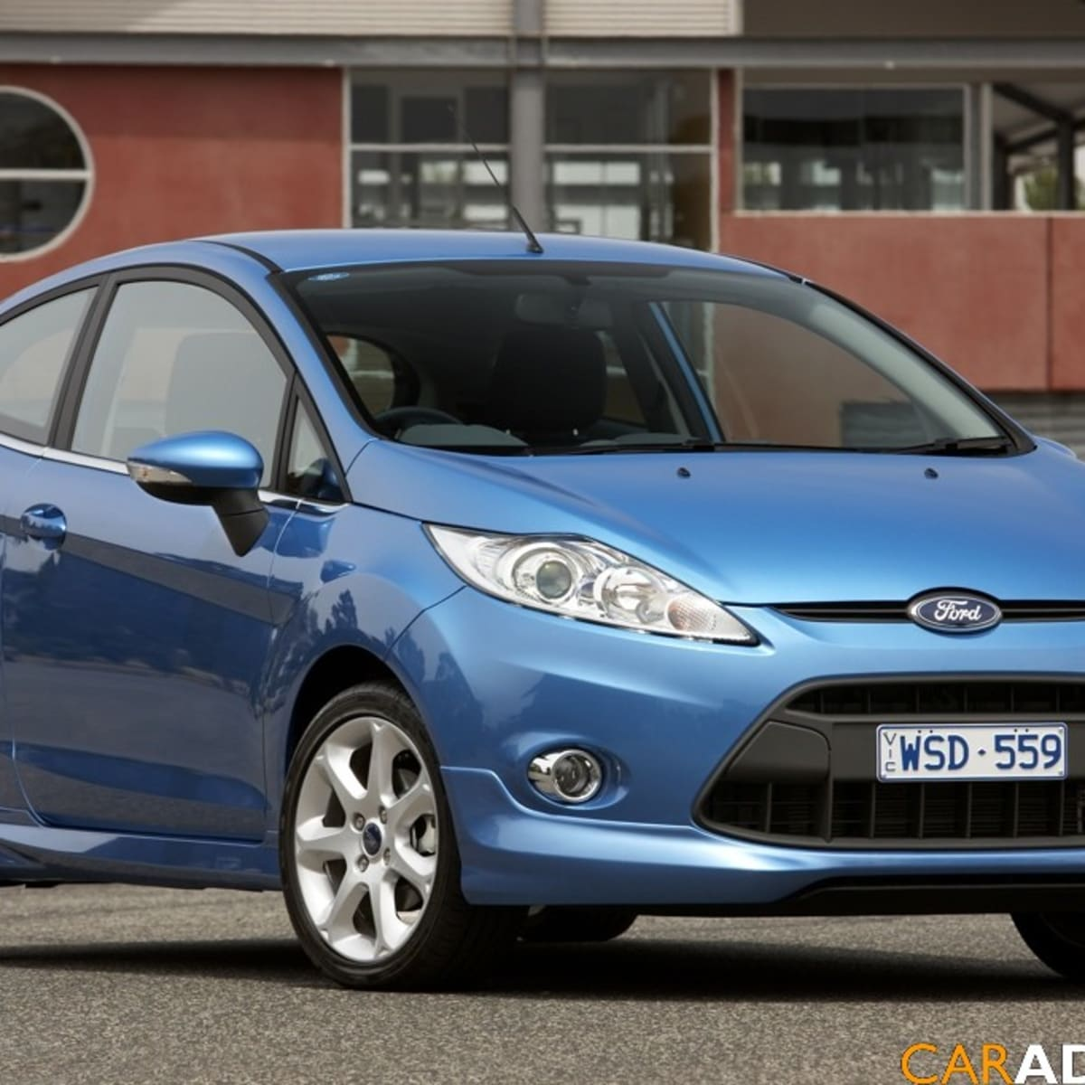 2009 Ford Fiesta Review Caradvice