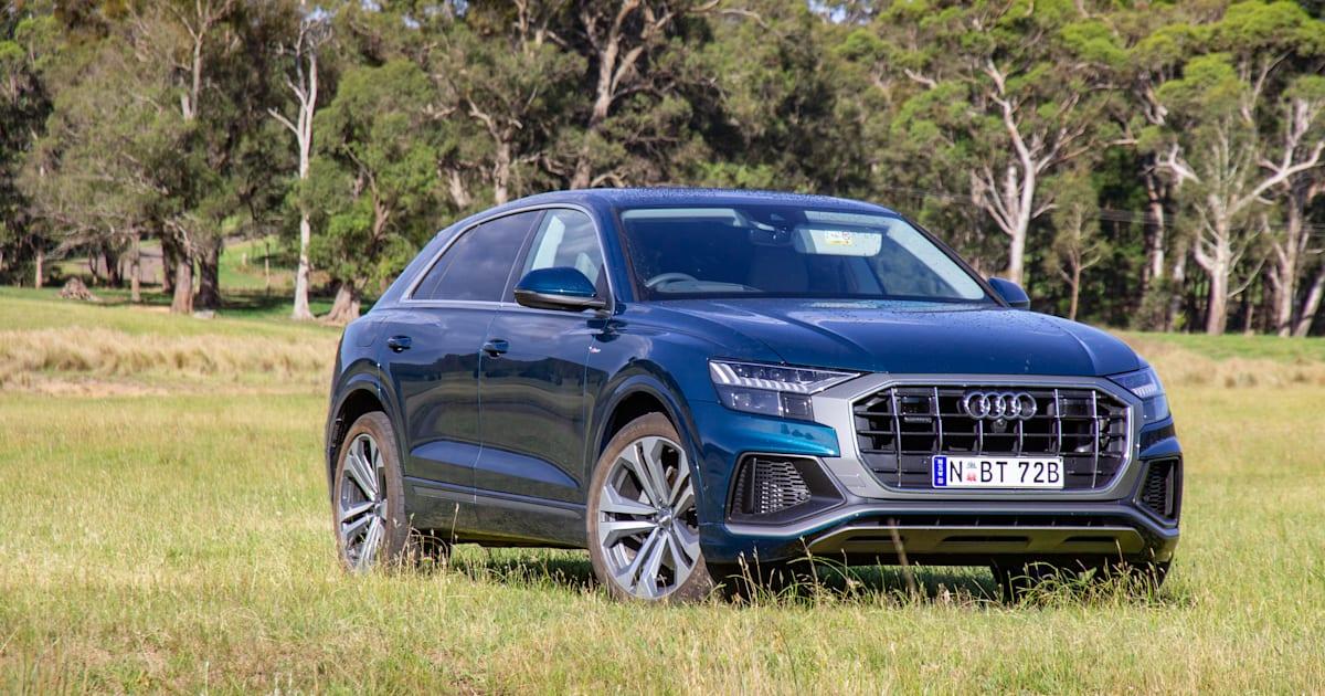 Almost) 2000 kilometres in the 2019 Audi Q8