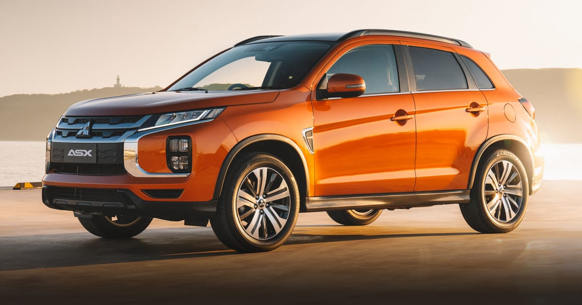 2020 Mitsubishi ASX: 5 Things you need to know from the ...