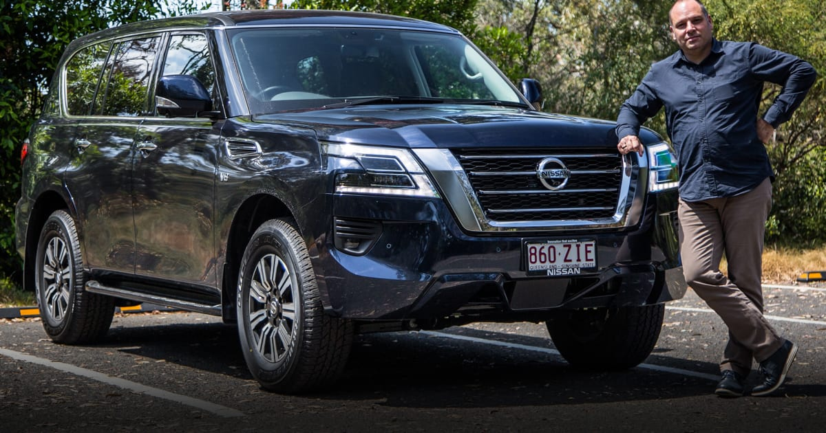 2020 Nissan Patrol Review Is It Value For Money