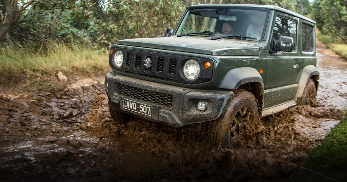 2020 Suzuki Jimny One Of The Best Non-US Off-Roaders >> Review 2019 Suzuki Jimny Manual Off Road