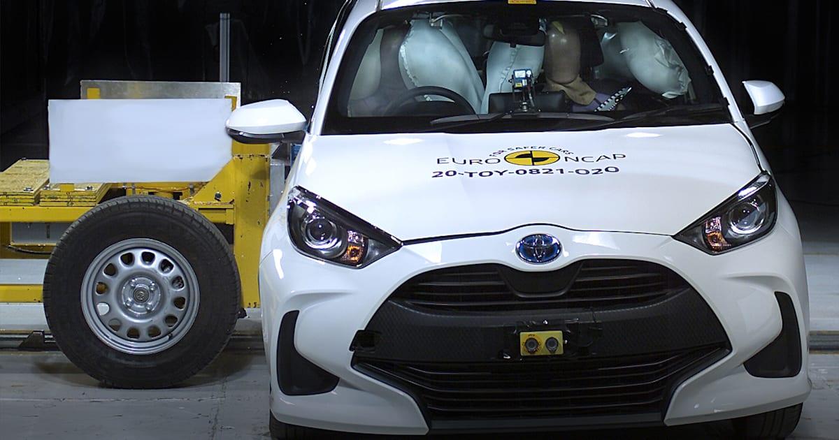 Видео: Toyota Yaris 2021 года получит пятизвездочную безопасность    CarAdvice
