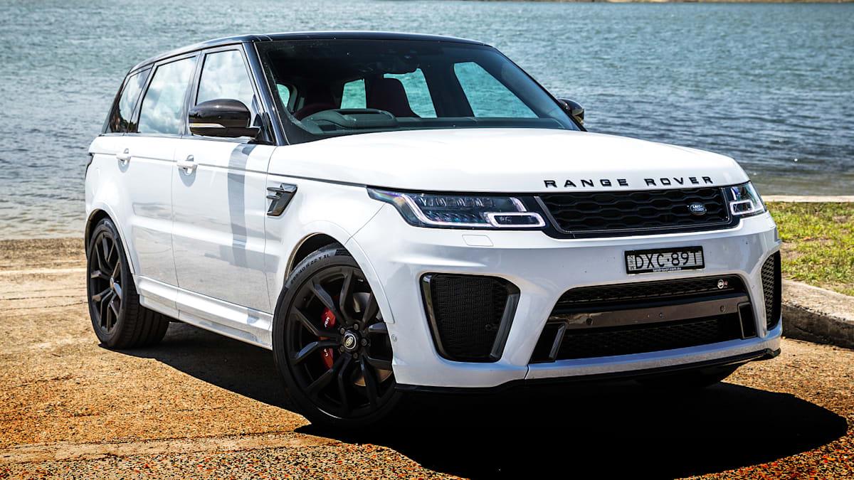 Land Rover Sport >> 2019 Range Rover Sport Svr Review Caradvice
