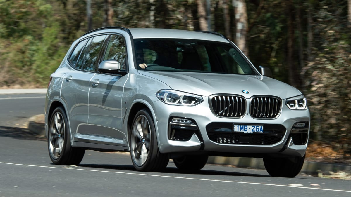 2019 BMW X3 M40i review | CarAdvice